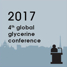 2017 4th global glycerine conference